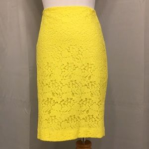 Anne Taylor lace skirt